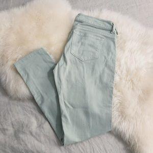 Uniqlo skinny jeans size 27x33